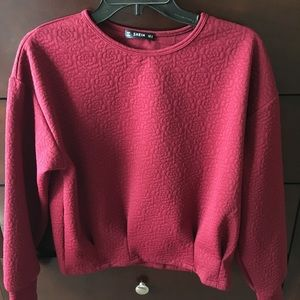 Cozy and adorable women's sweater